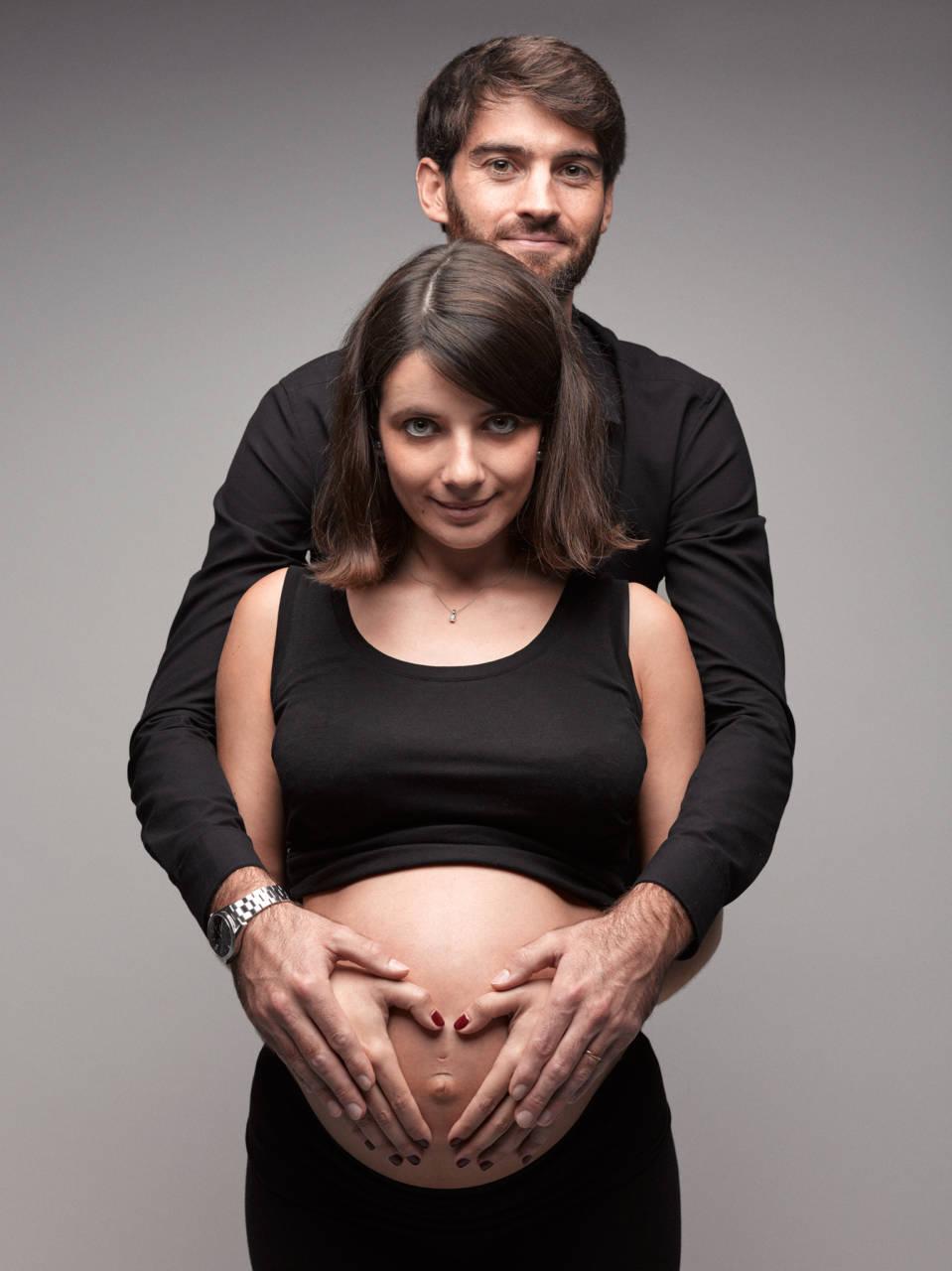 Séance grossesse / Pregnancy Shoot