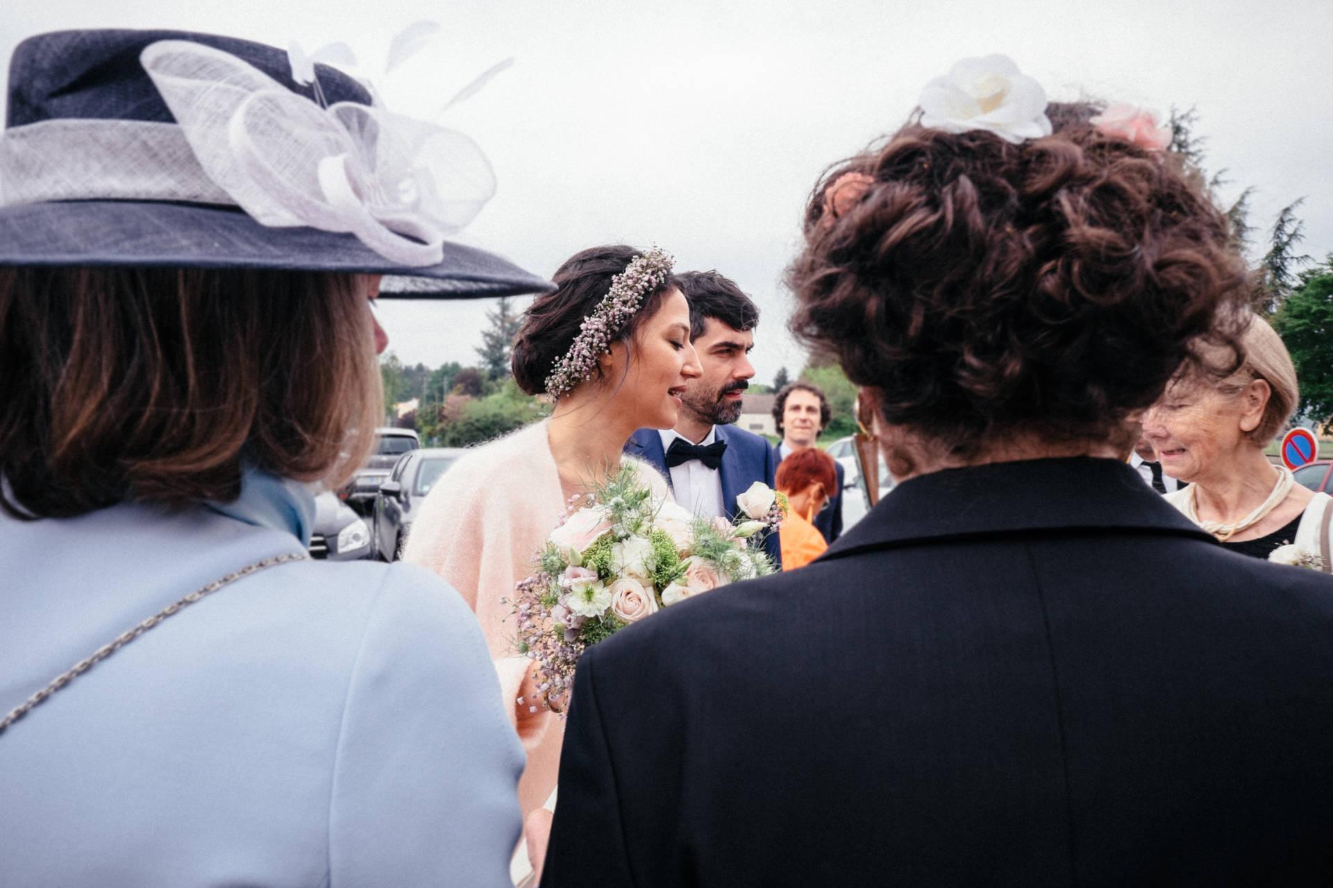 Reportage mariage : cérémonie