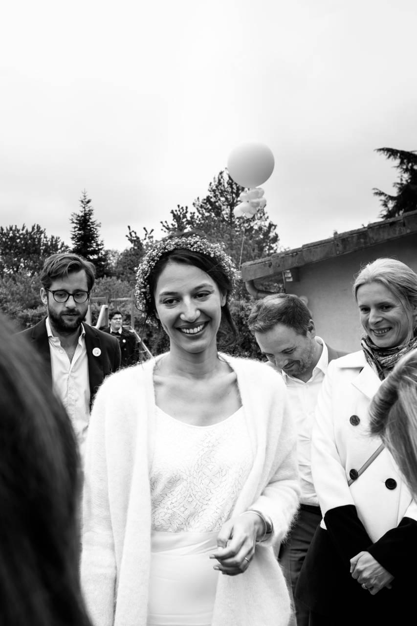 Couverture Mariage Anne & Laurent 14 mai 2016