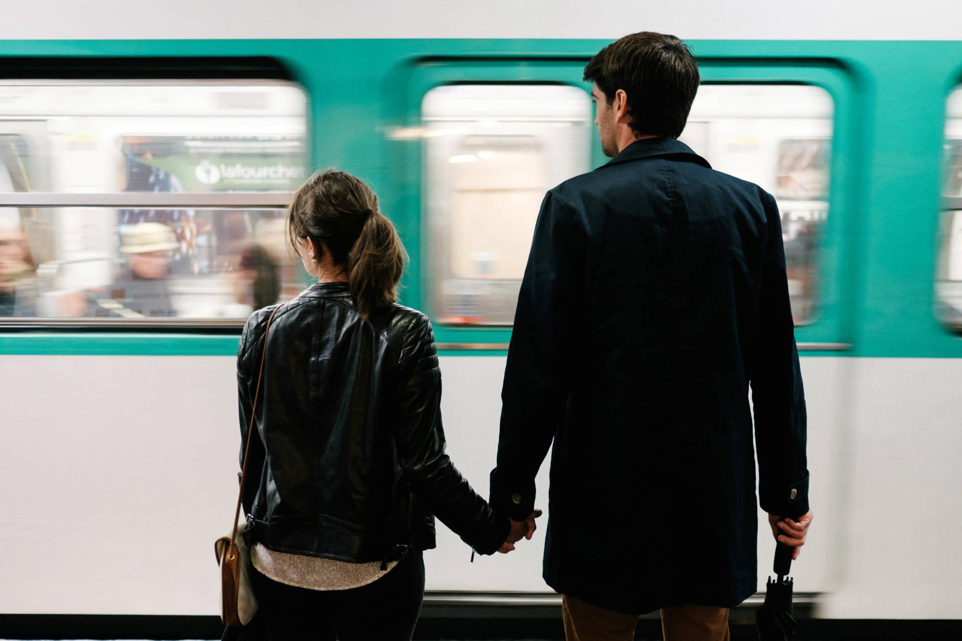 Session couple - engagement